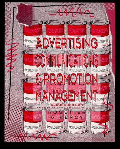 Advertising Communications and Promotion Management