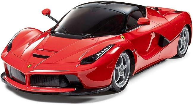 Tamiya 300058582 1 10 Rc La Ferrari Tt 02 Amazon De Spielzeug