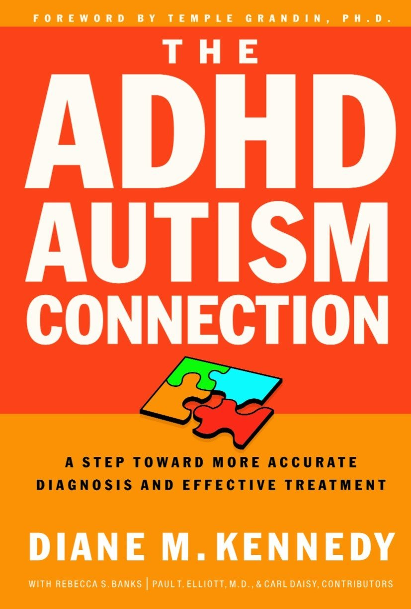 More Links Seen Between Autism And Adhd >> The Adhd Autism Connection A Step Toward More Accurate Diagnoses