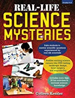 Real-Life Science Mysteries, Grades 5-8