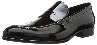 313935c01e6 Amazon.com  BOSS HUGO BOSS Men s Brollin Tuxedo Loafer