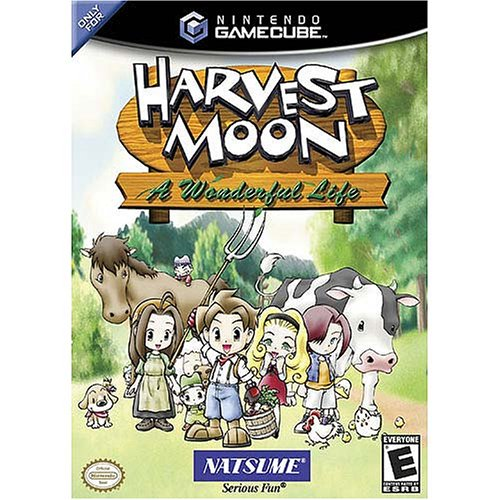 harvest moon gameboy advance - 1