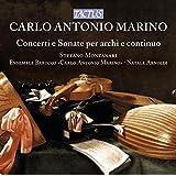 Marino:Concertos/Sonatas [Stefano Montanari; Ensemble Carlo Antonio Marino, Natale Arnoldi] [TACTUS: TC 671302]