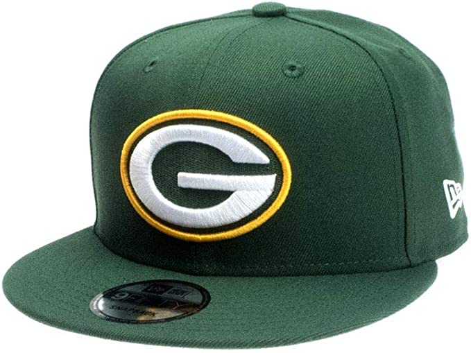 New Era ERA – Gorra de Green Bay Packers – NFL Tapa in One Size ...