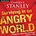 Surviving in an Angry World: Finding Your Way to Personal Peace Audiobook by Charles F Stanley Narrated by Charles F Stanley