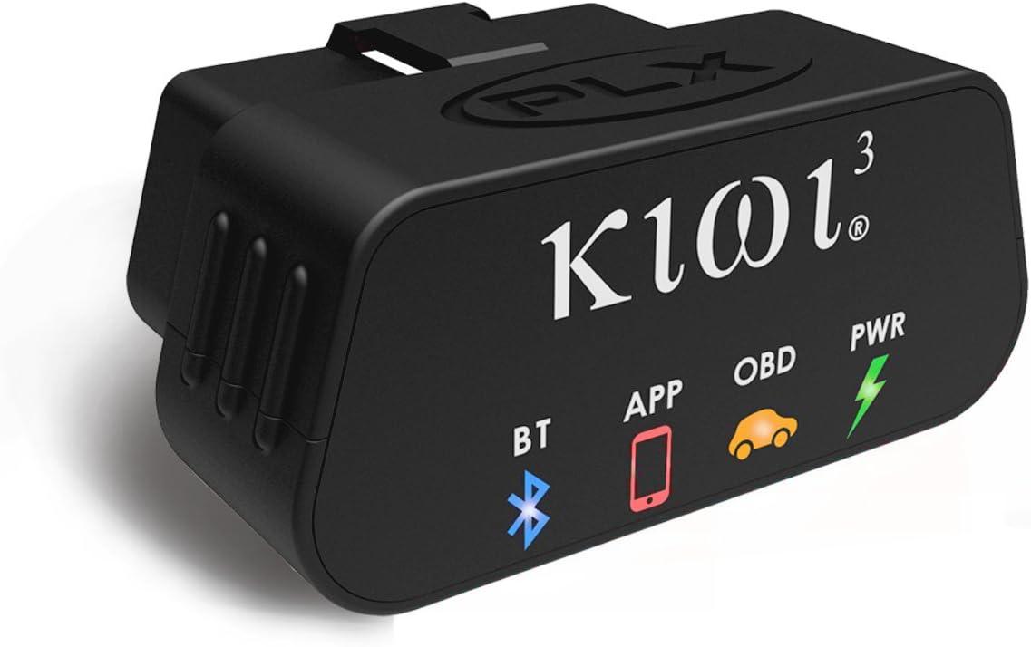 PLX Devices Kiwi 3 OBD2 Bluetooth