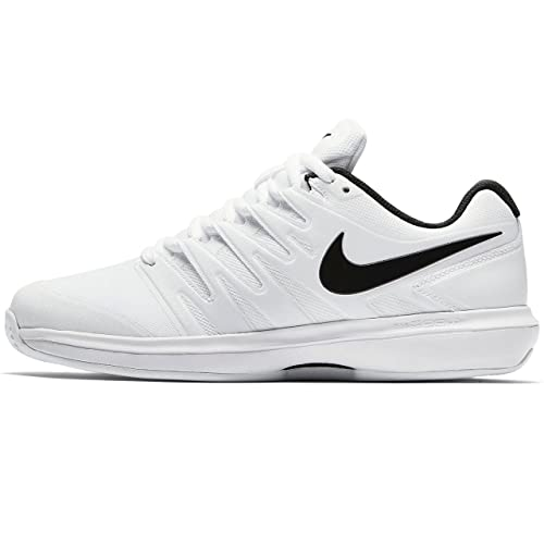 Nike Air Zoom Prestige Cly, Zapatillas de Deporte para Hombre, Blanco (White/Black 100), 45 EU: Amazon.es: Zapatos y complementos