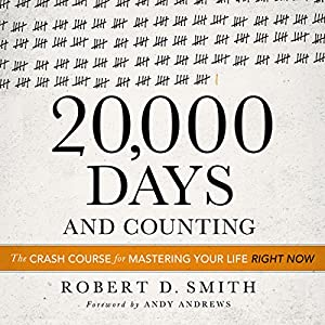 20,000 Days and Counting Audiobook