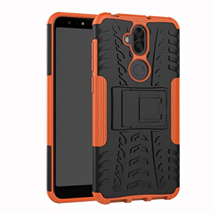 promo code 63dae 2c5ff Amazon.com: for Asus ZenFone 5/5Z (ZE620KL) Case Rugged Armor ...
