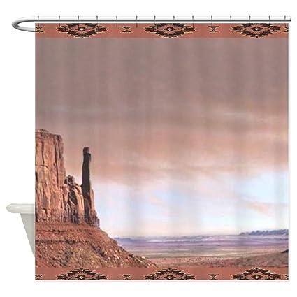 CafePress   TEXAS DESERT Shower Curtain   Decorative Fabric Shower Curtain  (69u0026quot ...