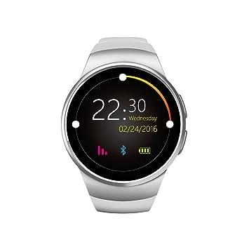 Smartwatch reloj deportivo reloj de pulsera para hombre km18 ...