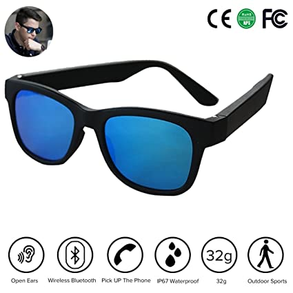 f8e65169ba Amazon.com  Bone Conduction Glasses