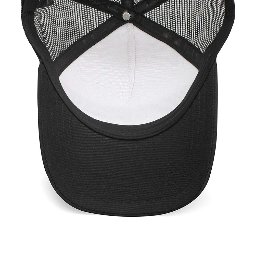CCBING Unisex Anchor Charm Cute Breathable Mesh Baseball Cap Adjustable