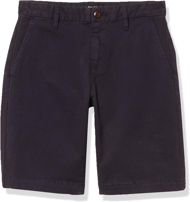 PAIGE Men's Thomspon Flat Front Chino Short