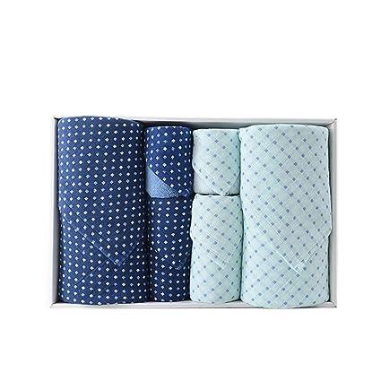 Juegos de toallas Juego de toallas de baño de 6 piezas (2 toallas de baño grandes, ...