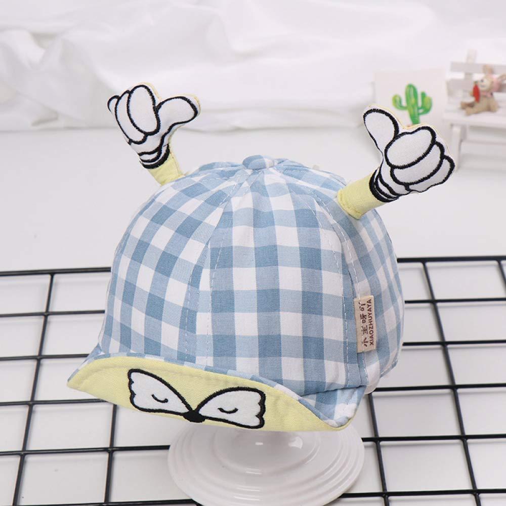 zhuzhuwen Pulgar con Tapa Blanda. Sombrero para niños. Sombrero ...