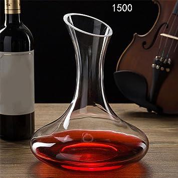 copa de cristal hecho a mano de vino tinto botella de brandy champán botellas de bebidas