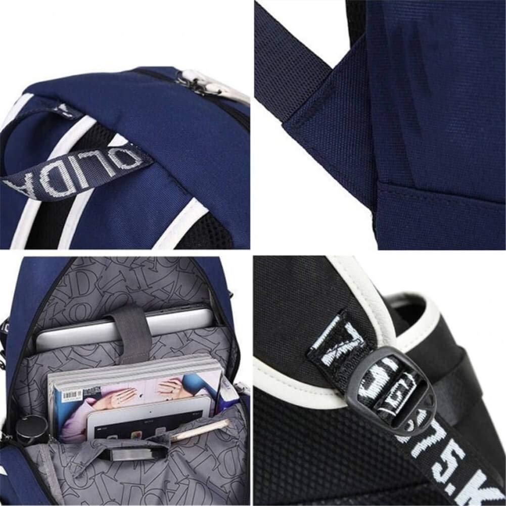 Unlimitedfy Terraria Backpack Schoolbag Bookbag for Boys Girls Daypack Travelbag