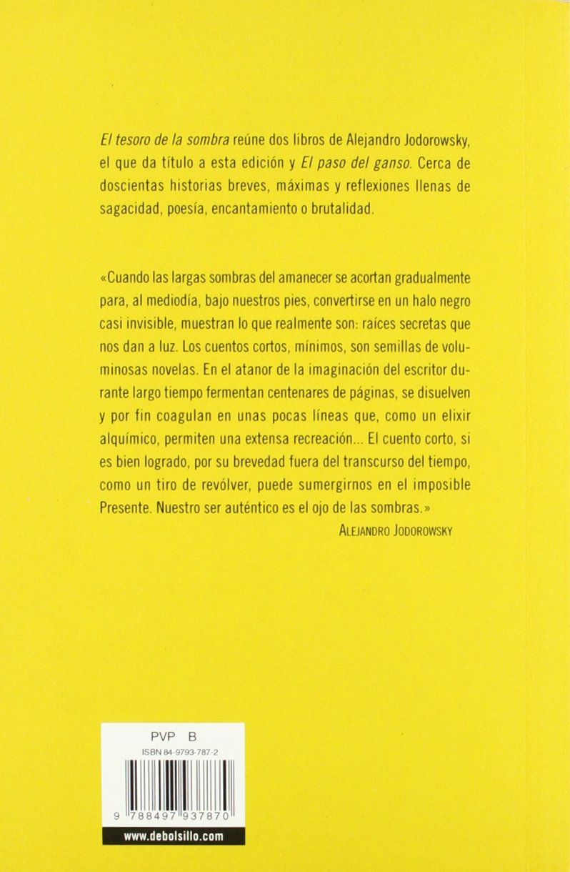 5: El tesoro de la sombra (Best Seller) (Spanish Edition)