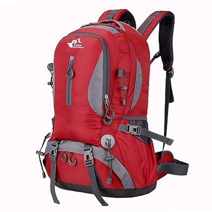 75b04c54ea32 Amazon.com : WGKUMMQN Mountaineering Bag Waterproof Outdoor ...