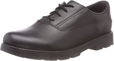 Clarks Boys Derby Lace-Up