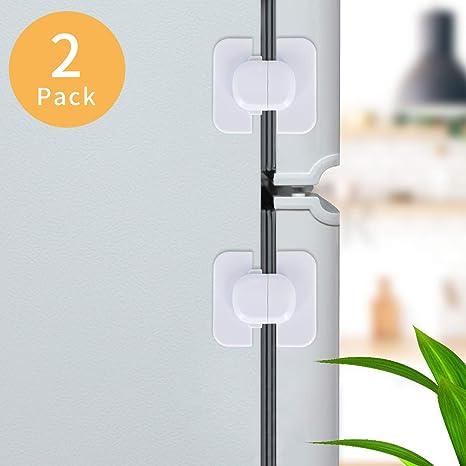 Cerradura de seguridad para frigorífico o congelador para puerta ...