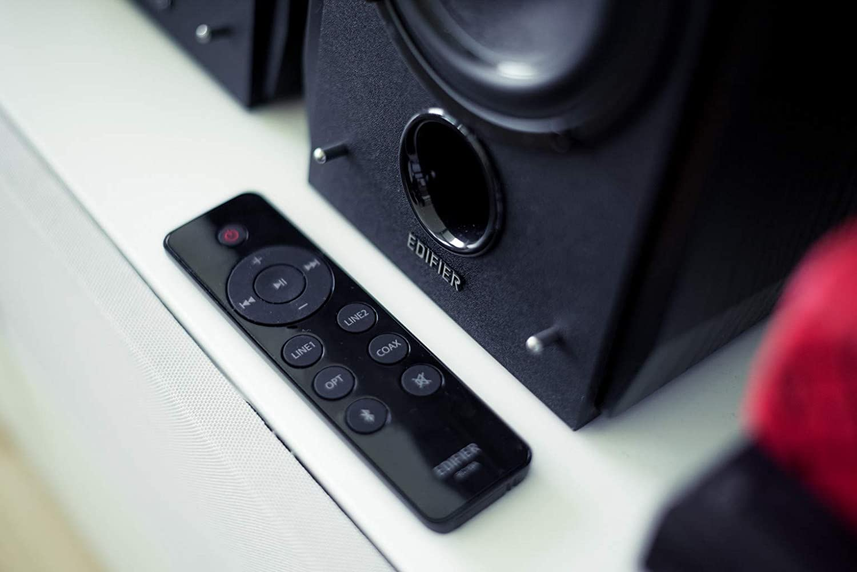 19Wx2 Black Edifier R1855DB Bluetooth Speaker System RMS 16Wx2