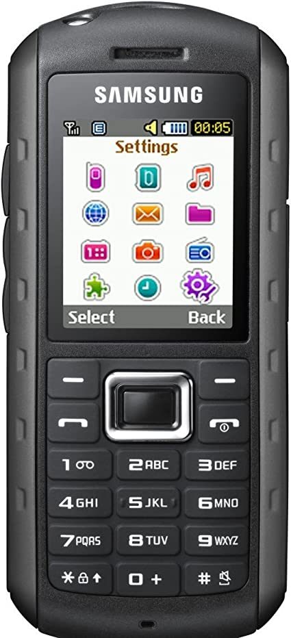 Samsung B2100 Outdoor Handy Scarlet Red Elektronik