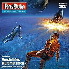 Vorstoß des Multimutanten (Perry Rhodan 2927) Hörbuch von Leo Lukas Gesprochen von: Tom Jacobs