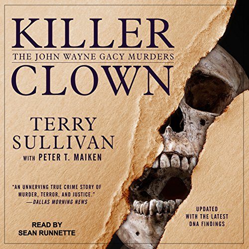 Killer Clown: The John Wayne Gacy Murders by Tantor Audio