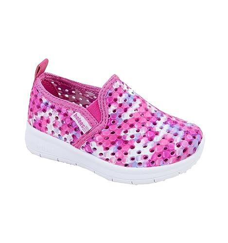 Holees - Mocasines de Sintético para Niña Rosa Pink Camo: Amazon.es: Zapatos y complementos