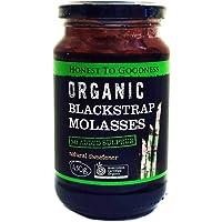 Honest to Goodness Organic Blackstrap Molasses, 450 Grams