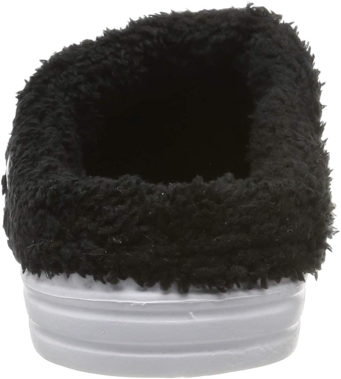 WOWEI Pantofole Invernali Caldo Scarpe da Casa Zoccoli Walking Confortevole Slipper da Uomo Donna per Indoor Outdoor