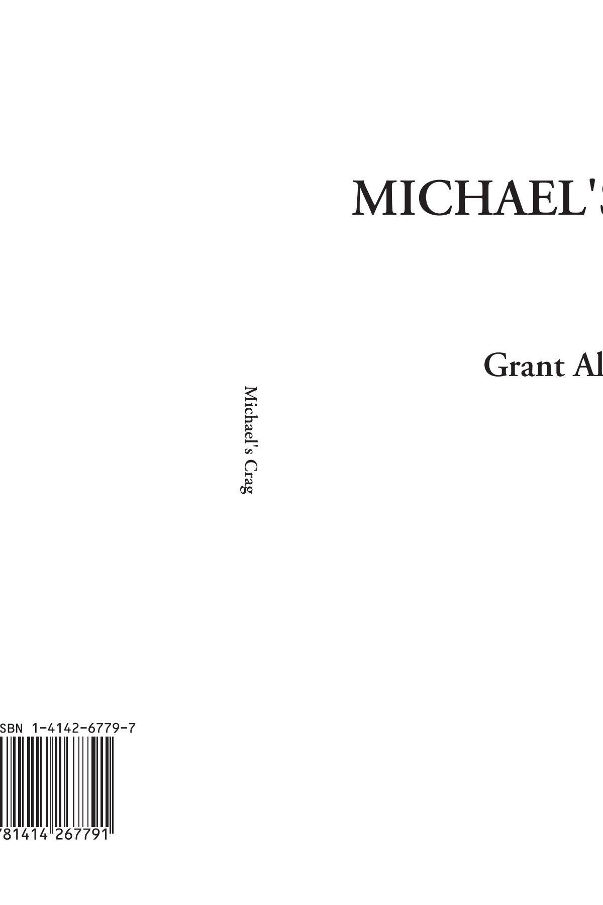 Michael's Crag ebook