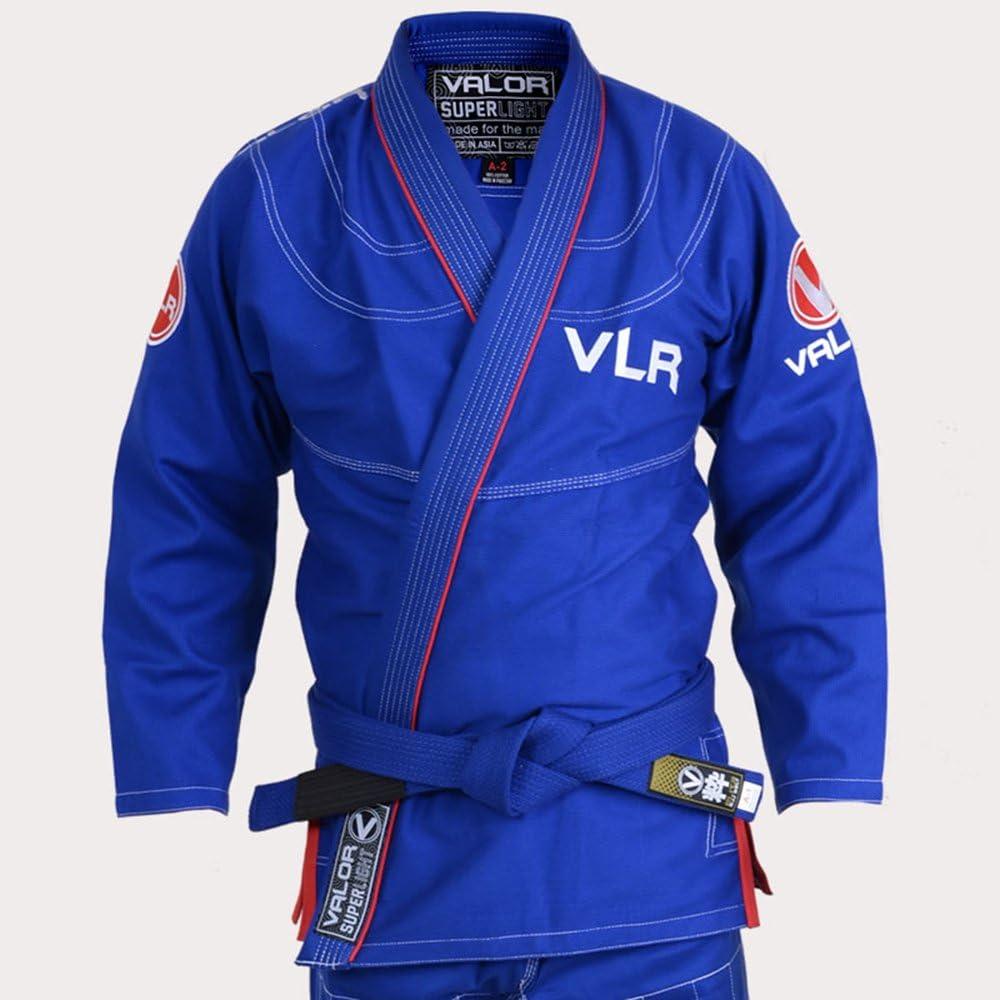 Valor VLR Superlight BJJ GI – ブルー  A1