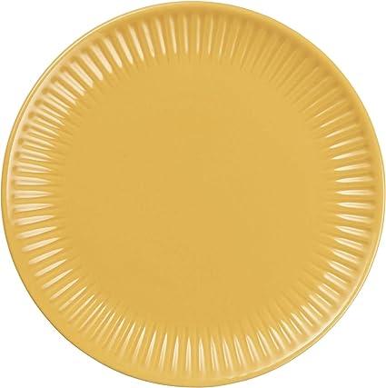 altezza: 7 cm diametro: 13 cm IB Laursen MYNTE Mustard Ciotola per cereali 300 ml colore: Giallo