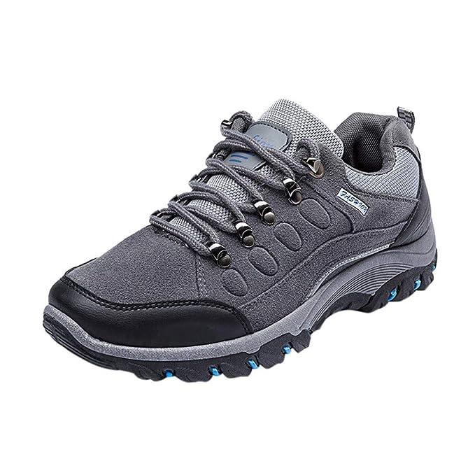 Bestow Zapatos de Mujer Hombres Zapatillas Deportivas al Aire Libre  Senderismo Casual Zapatillas Antideslizantes Impermeables  Amazon.es  Ropa  y accesorios 82592dc42d4