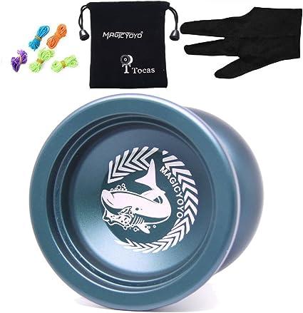 Amazon.com: MAGICYOYO N12 Shark Honor Yoyo sin respuesta ...