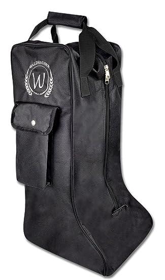 Waldhausen Boot Bag Black / Black by Waldhausen guwoeZu04P