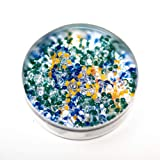 25 Piece - Premium Hand-Blown Glass Daisy Screens