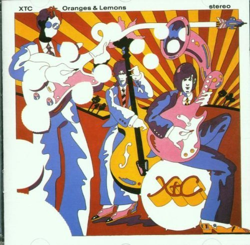 Oranges & Lemons by Xtc Original recording reissued, Original recording remastered edition (2002) Audio CD