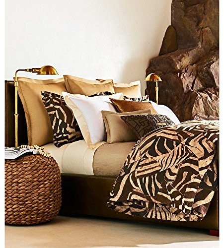 Queen Lauren Ralph Comforter (Ralph Lauren Victoria Falls Full/ Queen Comforter Brown Cream)