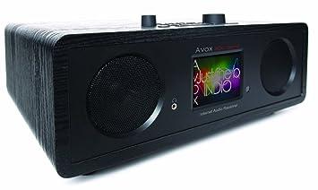 avox indio grand internet audio receiver - Avox Indio Color