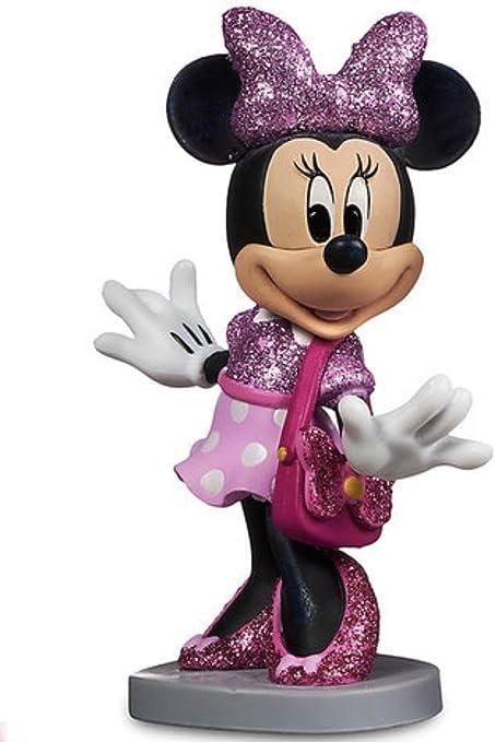 Head Disney Minnie Mouse Cake Topper