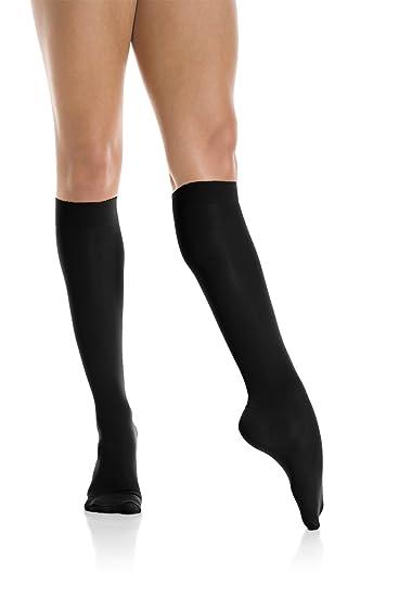 fb49409e282c4 Mondor Knee High Tights - Black 106 1S-1G at Amazon Women's Clothing store: