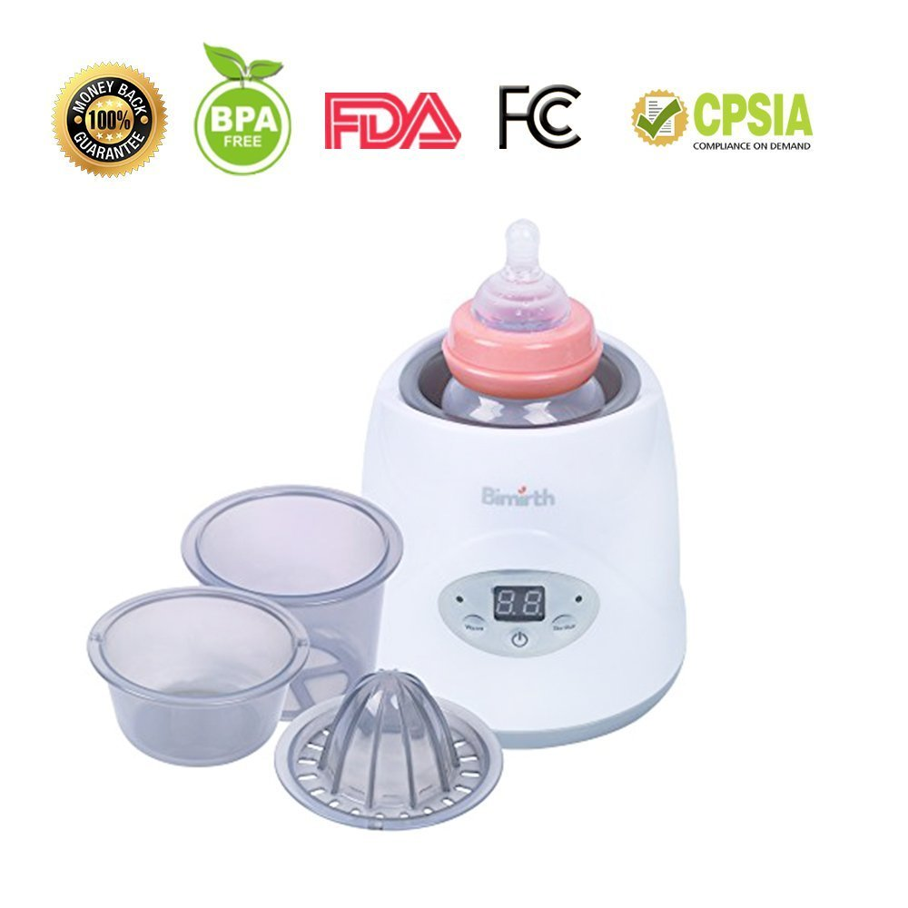 Bimirth Baby Bottle Warmer and Sterilizers
