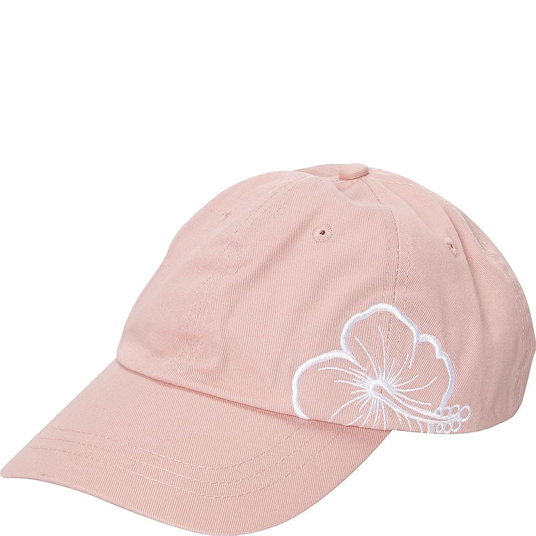 Caribbean Joe Accessories Hibiscus Cap (Coral)