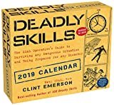 #7: Deadly Skills 2019 Day-to-Day Calendar