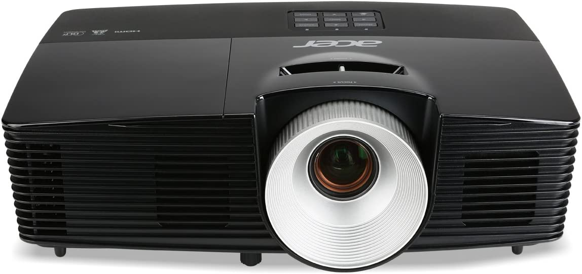 Acer X113PH SVGA 3D DLP Home Theater Projector (2015 Model)