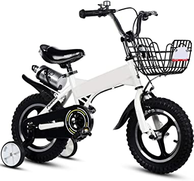 lquide Bicicleta para niños 2-4-6 años Niño Niña Bicicleta ...